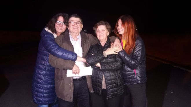 Journalist Şahin Alpay released from prison